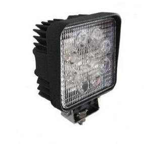 27 watt led werklamp, 2000 lumen, IP67